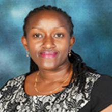 Caroline Mwangi,
