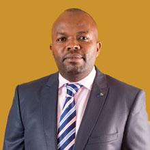 James Mwendia,