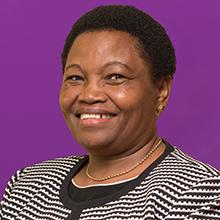 Joyce Macharia,