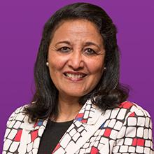 Patricia Madhu Sheth,