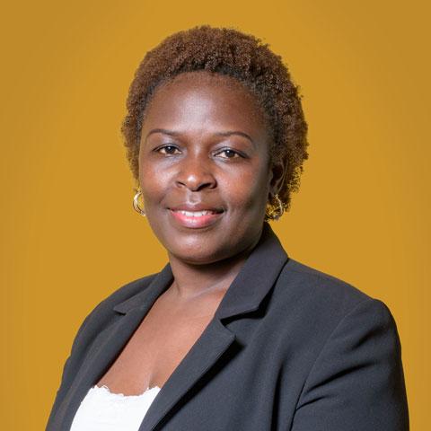Caroline Irako Chamwada,