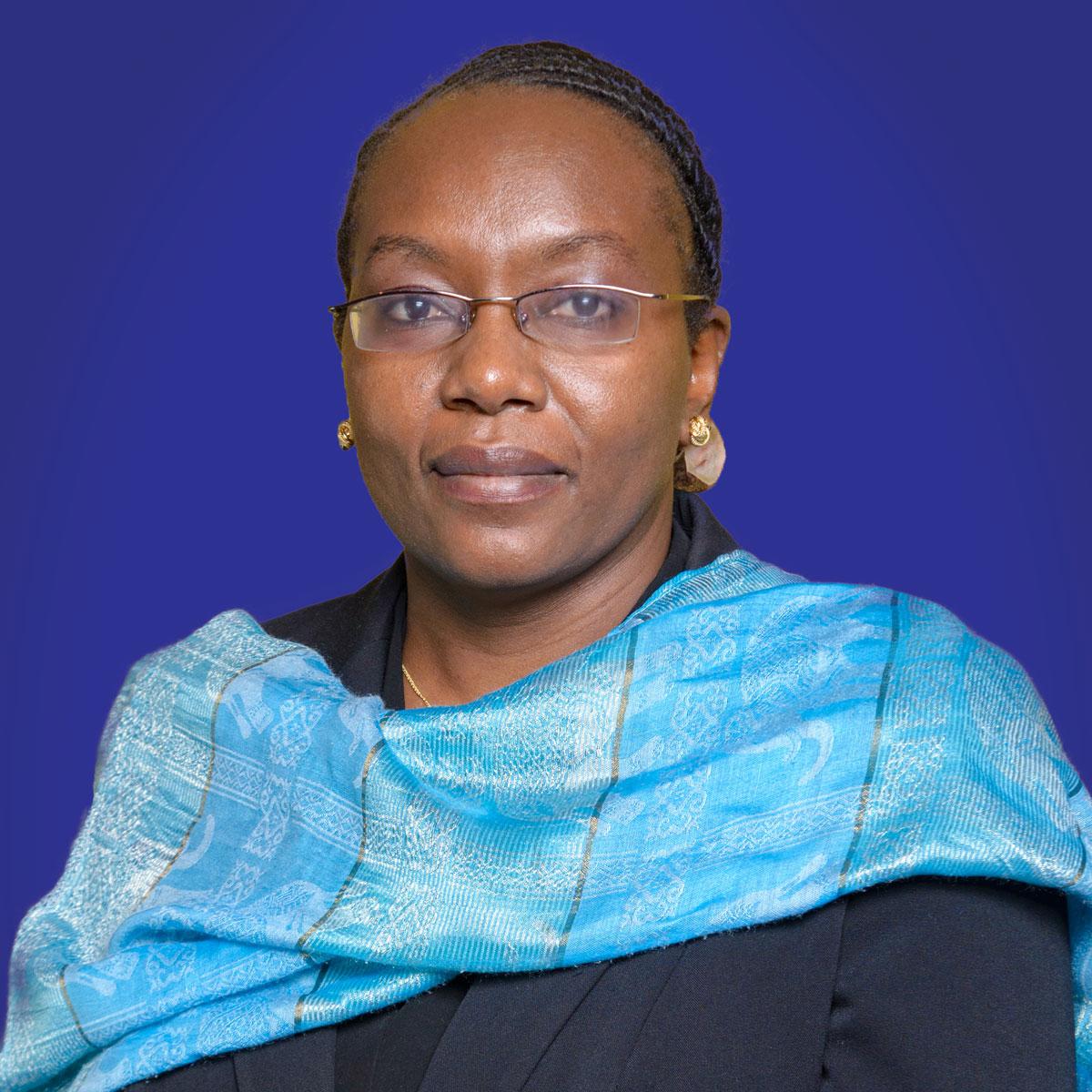 Caroline Rabar Okong'o,