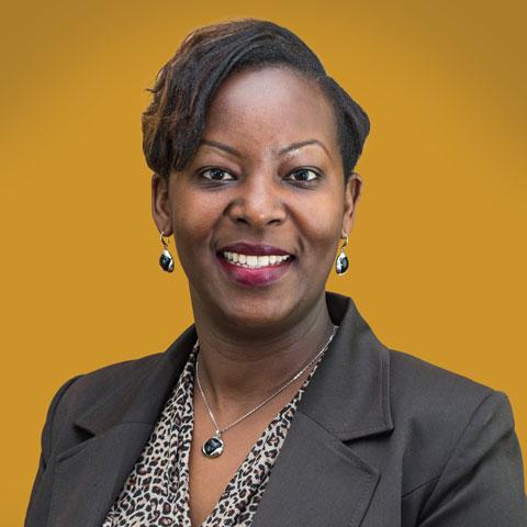 Georgette Wambua,