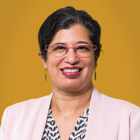 Sharon Marjorie D'Souza Holi,