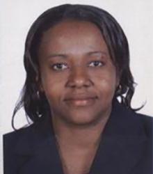 Mary Gikonyo,