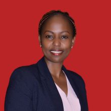 Justine M. Nzyoka,