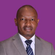 William Ndumia,