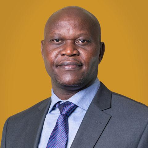 George Ndhiwa,