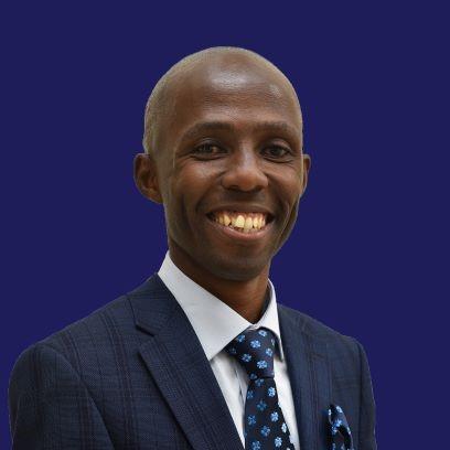 Rev. David Mutuku,