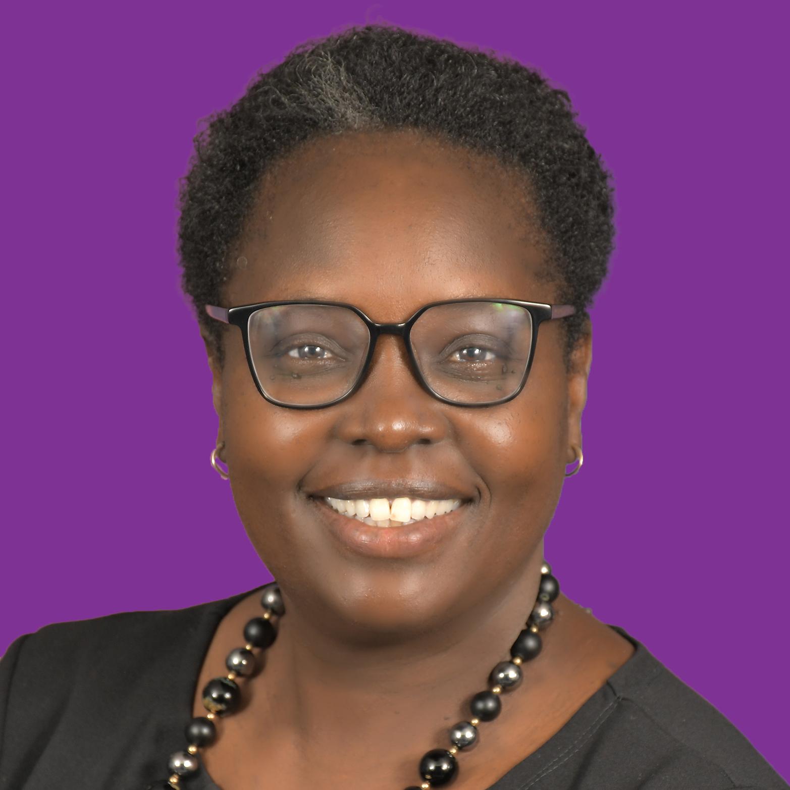 CS Sharon J. Kisire,