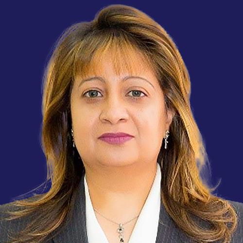 Azmina Merali Mulji,